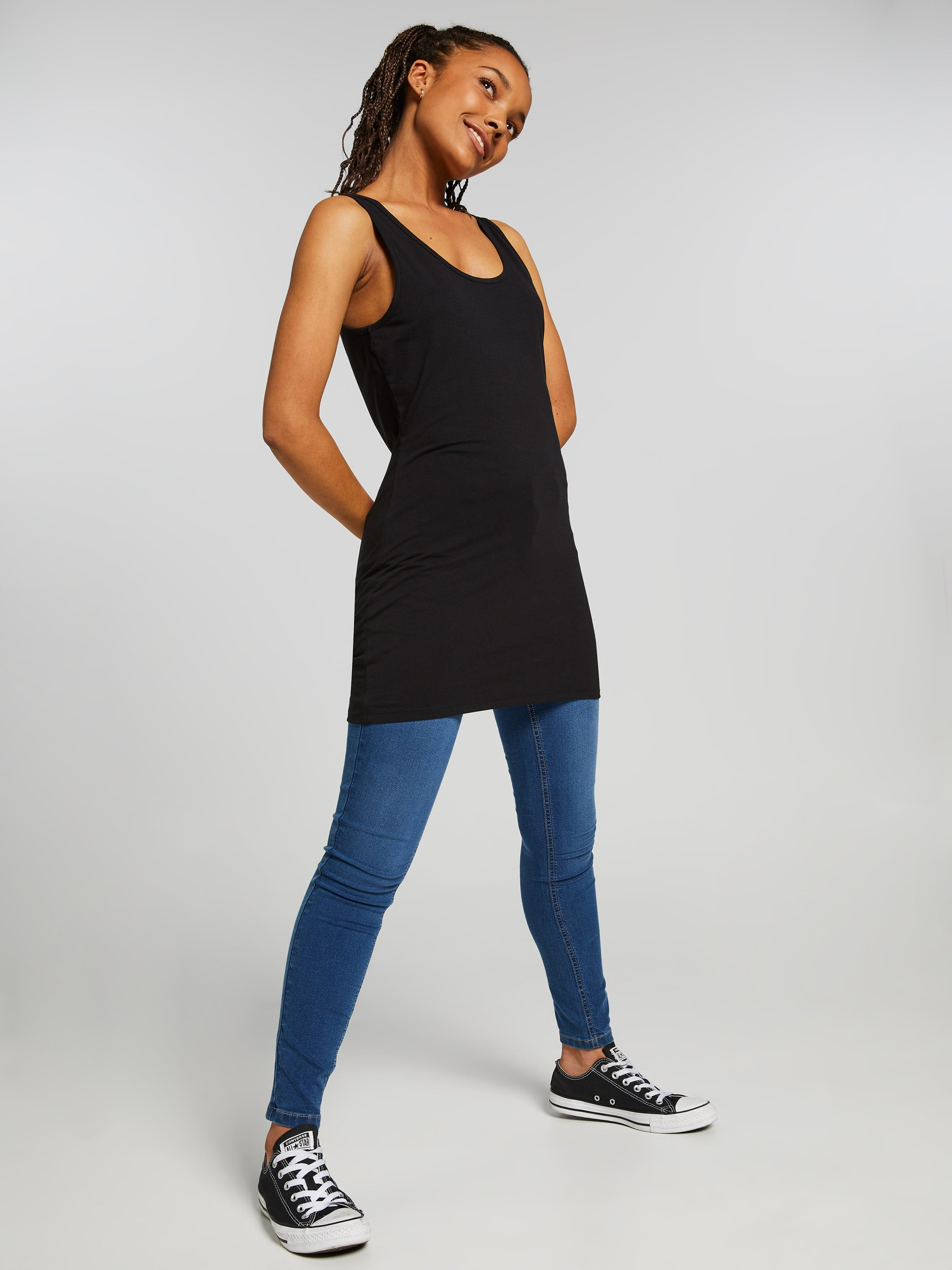 1af7b06cf38b0 Image for Longline Essential Tank from Jay Jays ...