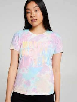 Wonder Woman 1984 Logo Tie Dye Tee
