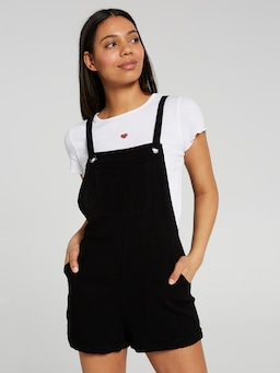Delilah Bib Overall Playsuit