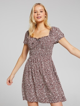 Serena Prairie Mini Dress