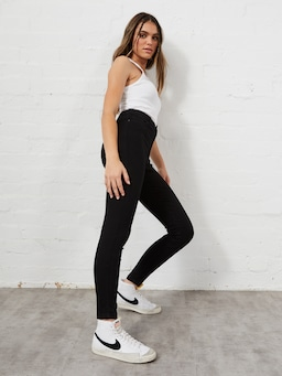 Jessie High Rise Ankle Skinny Jean