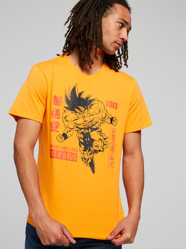 Dragon Ball Z Goku 9000 Tee | Tuggl
