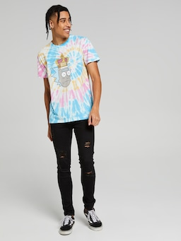 Rick & Morty King Tee