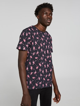 Pocket Flamingo Tee