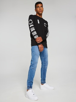 Urban Bad Comp Nyc Long Sleeve Tee