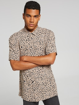 Animal Leopard Resort Shirt