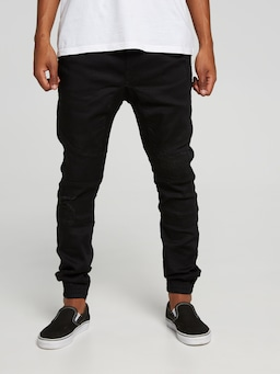 Flex-It Zac Ripped Moto Jogger