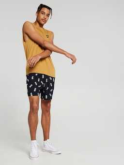 Volley Short Pineapple