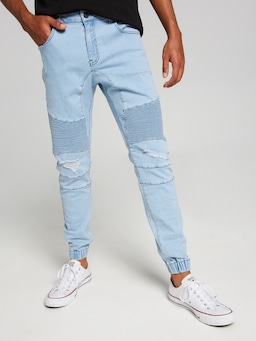 Mitch Moto Dropcrotch Jogger
