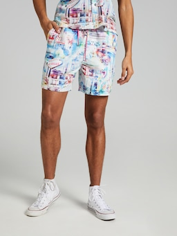 Pool Suit Short Casino Royale