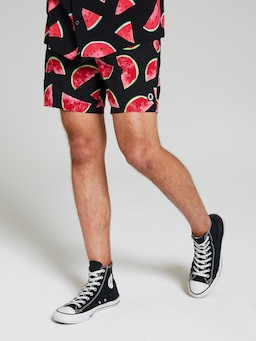 Volley Short Watermelon