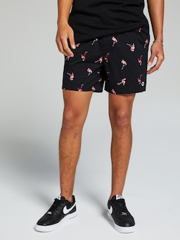 Volley Short Flamingo