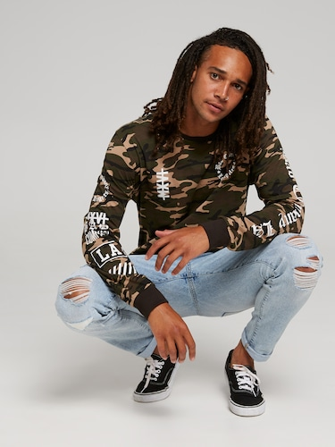 Camo Urban Unlimited Tee