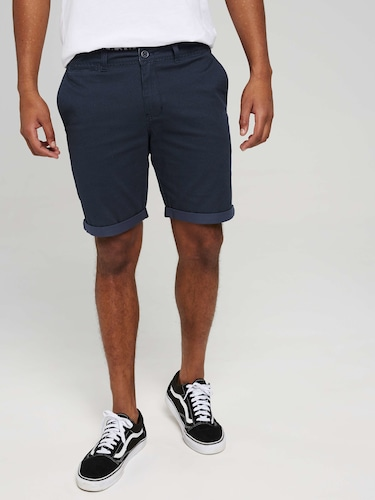 Hexagon Print Chino Short