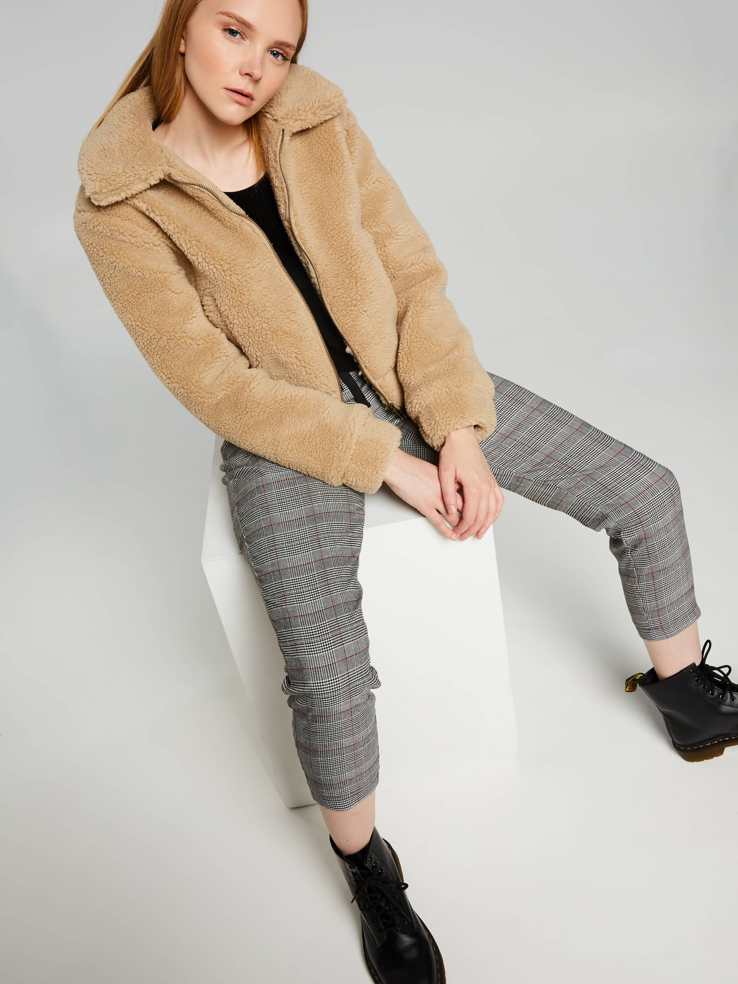 Short Teddy Jacket